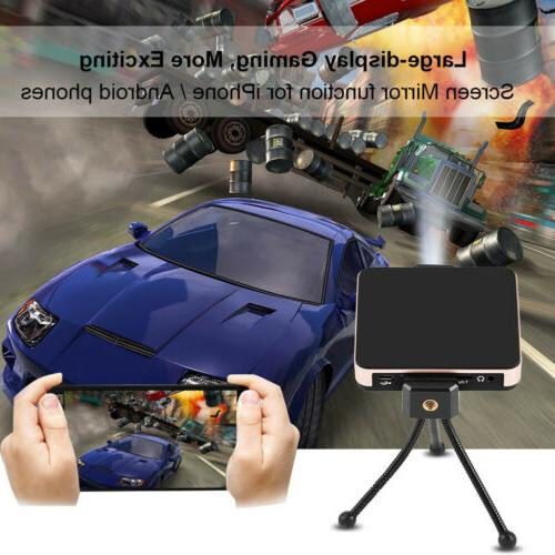 Multimedia Projector 1080P HD Screen AL