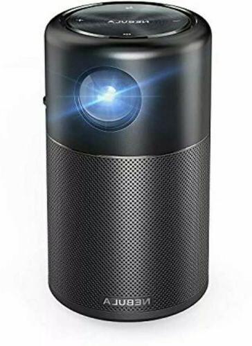 nebula capsule smart wi fi mini projector