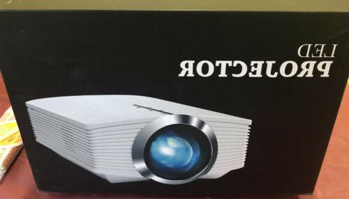 NEW Elephas HD Projector Hours LED