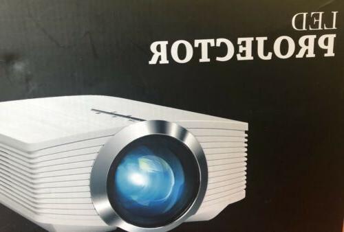 new mini movie projector hd 1080p video