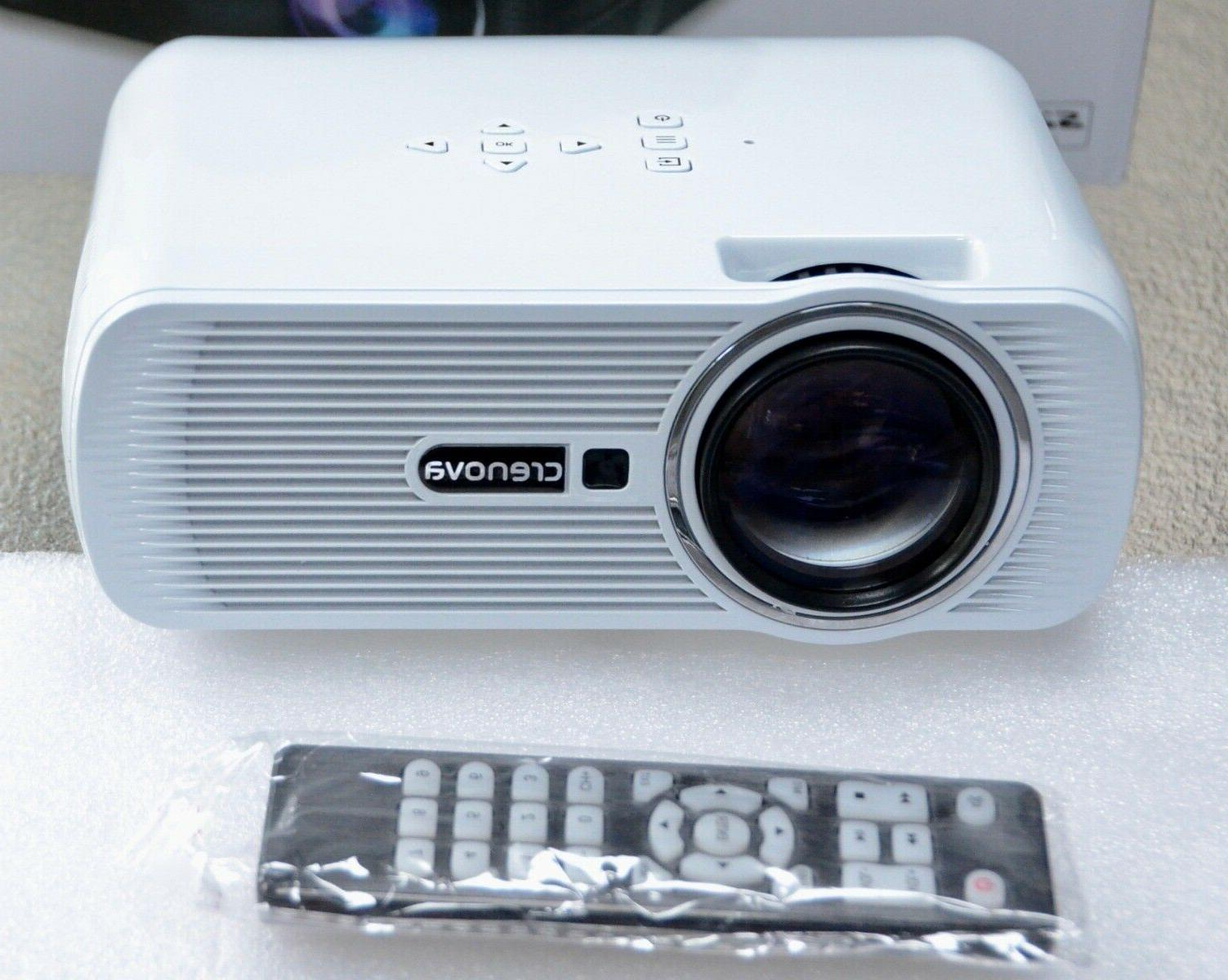 NEW video projector HD 1080P mini