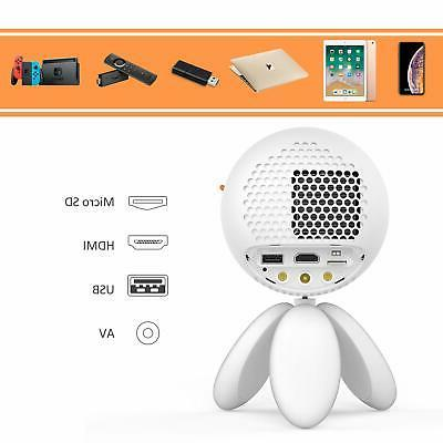 Octopus Full HD LED home theater USB