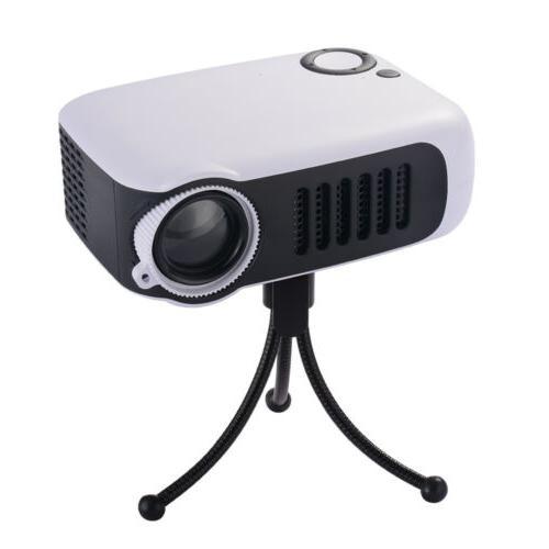 Orange/White HD 1080P Movie Home Theater HDMI
