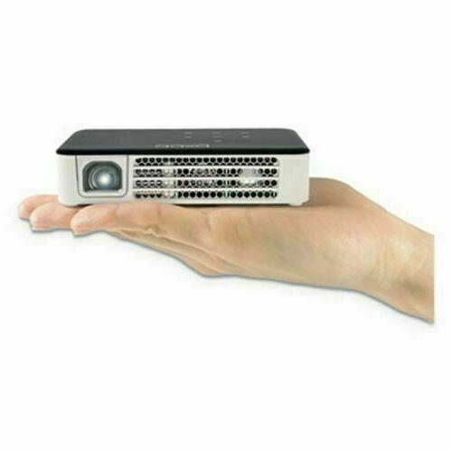 AAXA P300 Video Projector with 2.5 Hour Battery, Media Inputs, Xbox 1080p Support