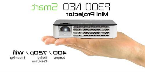p300 neo smart android mini pico projector