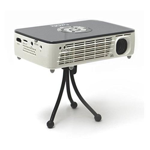 AAXA with WXGA Resolution, Lumens, Size, HDMI, Mini-VGA, Hour LED Life, Player, Projector