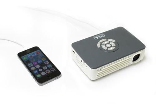 AAXA with Resolution, 450 Size, Mini-VGA, 15,000 Hour Player,