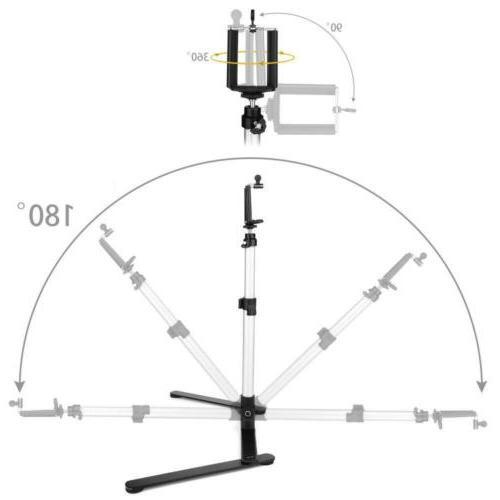 ChromLives Copy Pico Projector Clamp tripod