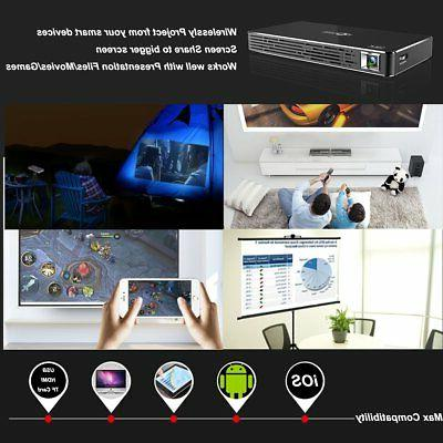 Pico Mini Projector C800S Android OS Mobile
