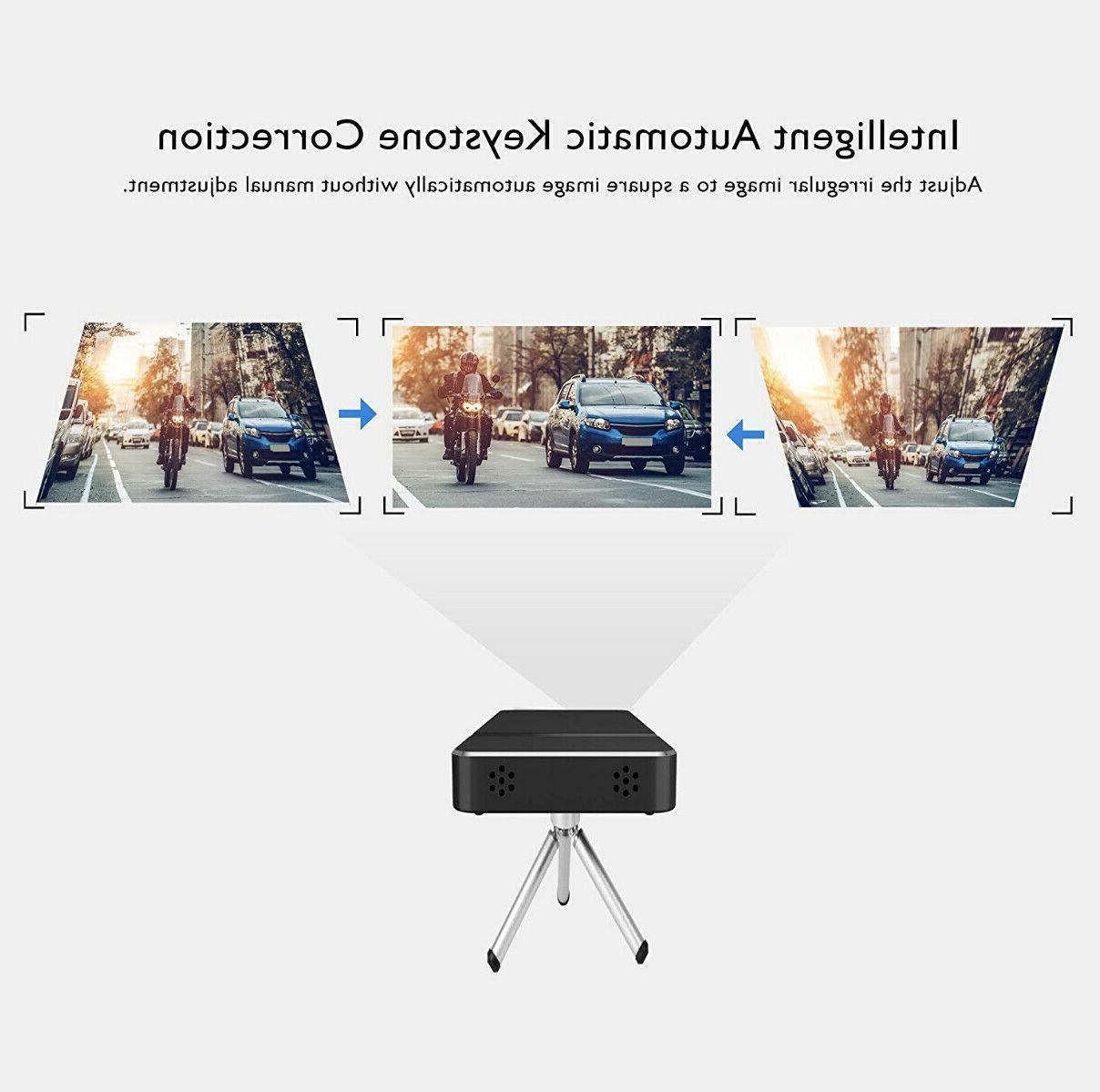 Pico Portable 1080P DLP LED W