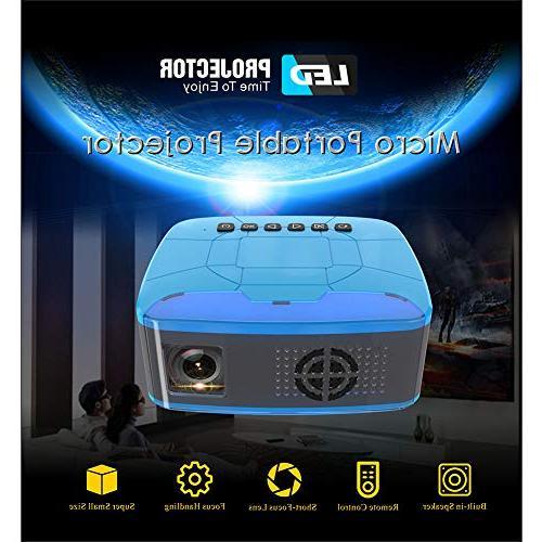 pocket mini projector game