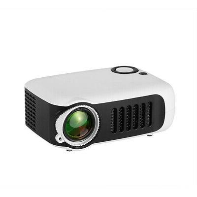 Portable LCD Projector Theater