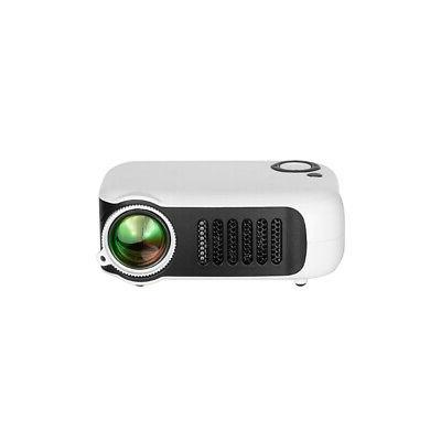 Portable 1080P LCD Projector Home Theater Video