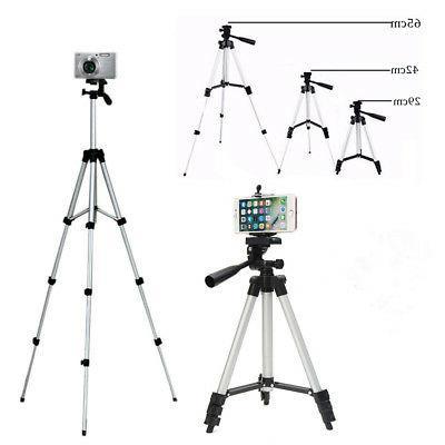 Portable Extendable Tripod Adjustable Camera Projector