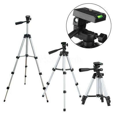 portable extendable tripod stand adjustable camera phone