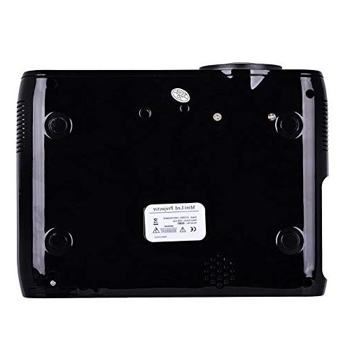 elegantstunning Portable 1080P LED 3000 LM Australia