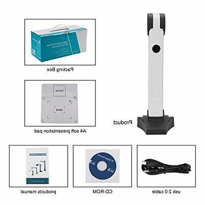 Portable Mini Scanner Time Shooting,Video Presentation