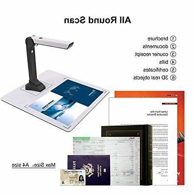 Portable Mini Document Scanner Time Presentation