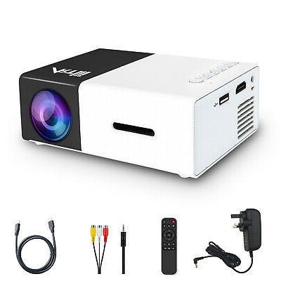 portable mini home projector