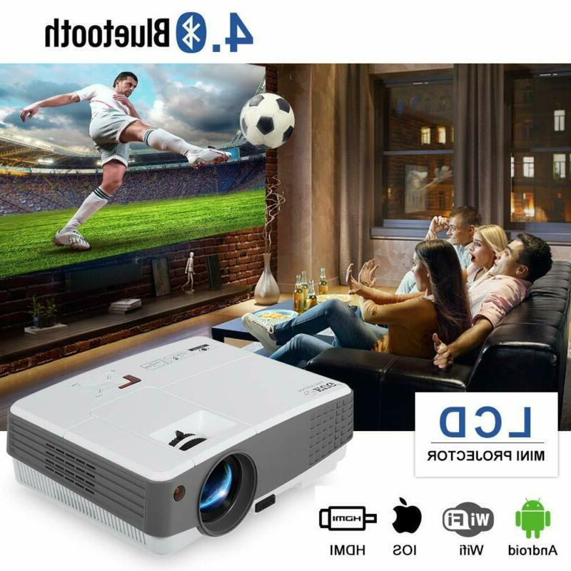 Portable Smart Wifi Projector