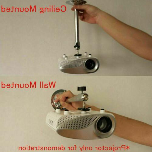 portable mini projector mount bracket digital camera