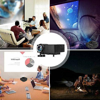 Mini 1080P Portable Home