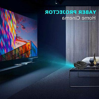 Mini 1080P Pocket Projector Video Home Theater HDMI