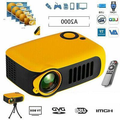 Portable HD 1080P Video Movie