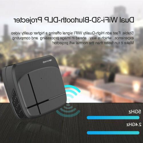 Portable DLP HD HDMI