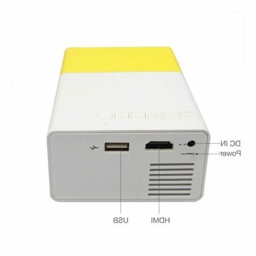 Portable projectors 1080