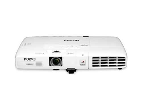 PowerLite 1771W 3LCD Projector