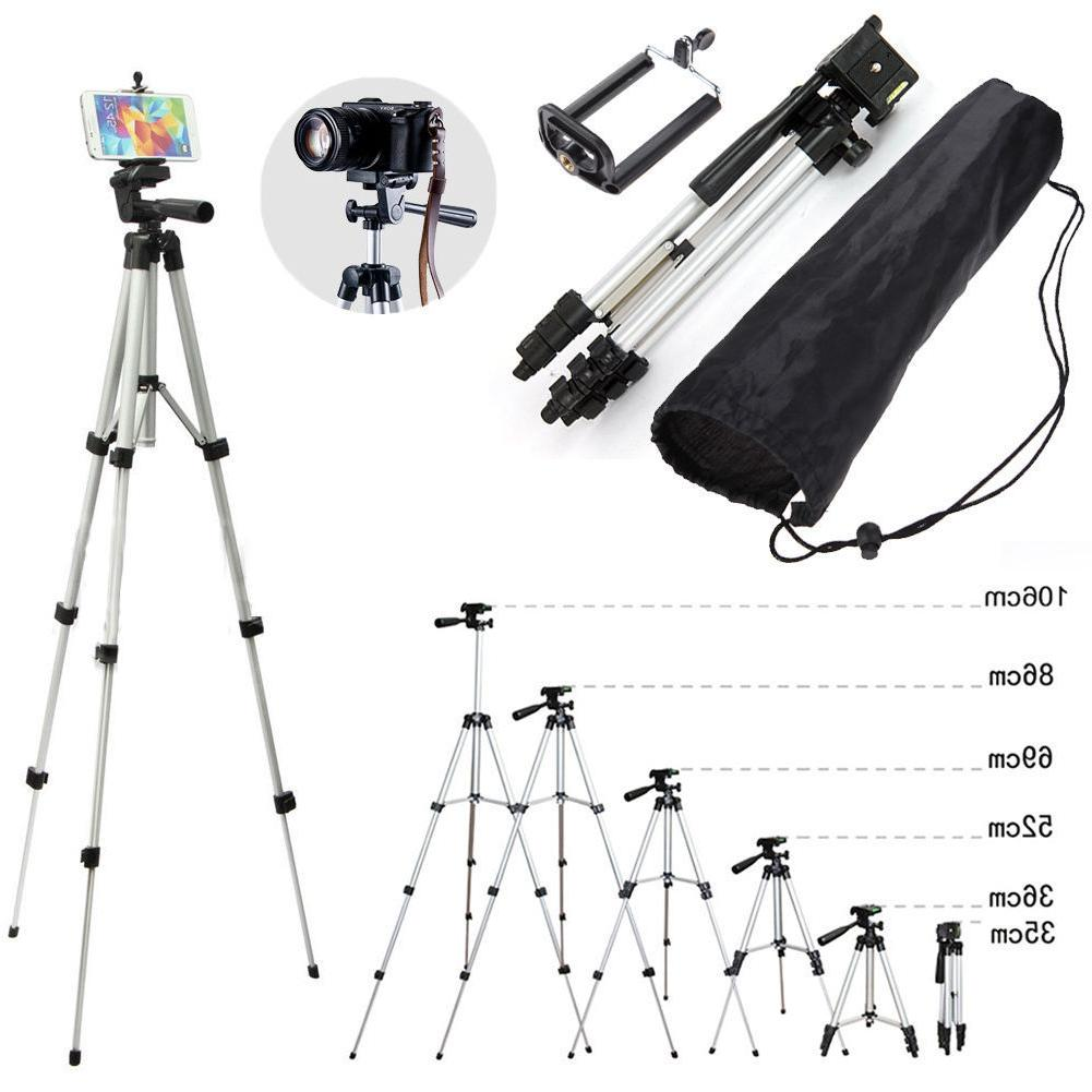 professional extendable mini projector camera tripod stand