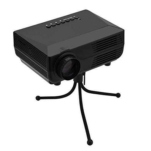 Mini Projector 150ANSI Portable with Home Theater