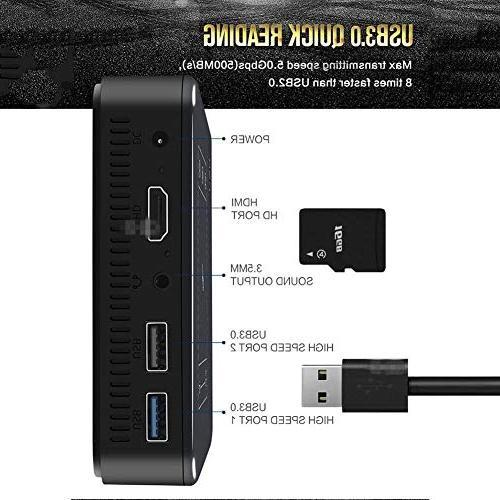 + 16G Lumens 1080P HDMI SD