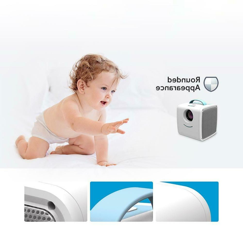 Q2 Portable 1080P Education Home Theater #Z