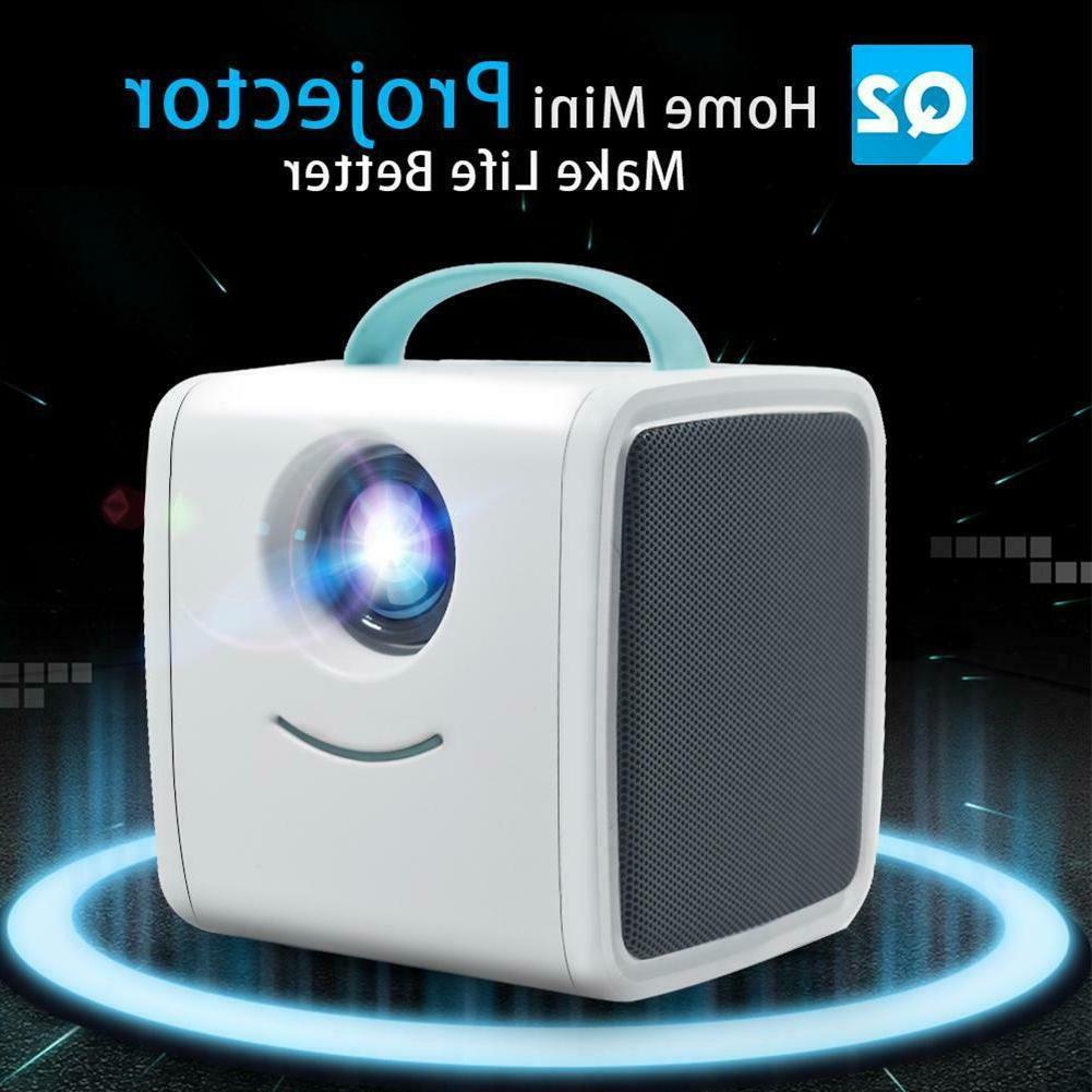 Q2 Mini Portable 1080P Full Education #Z