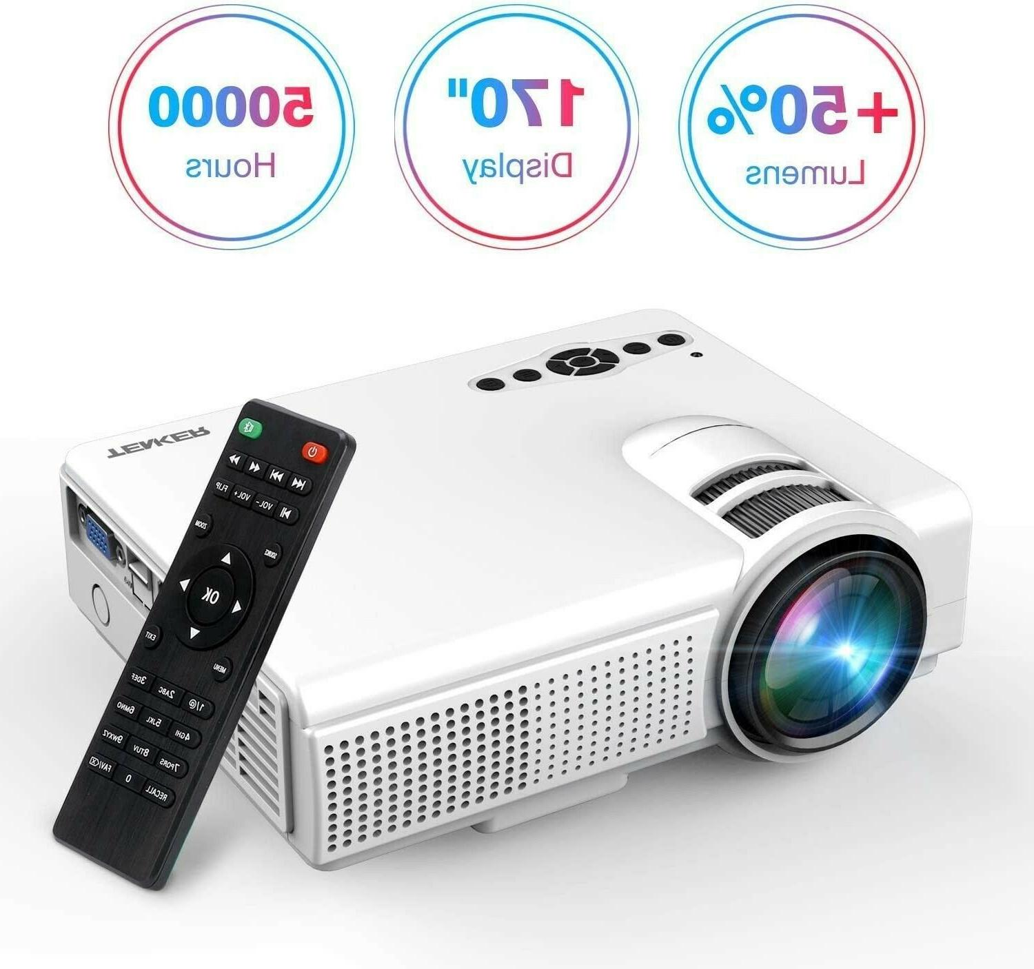q5 mini projector 1080p supportted with big