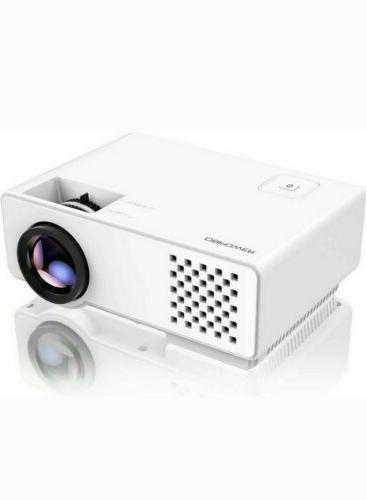 rd 810 mini led video projector