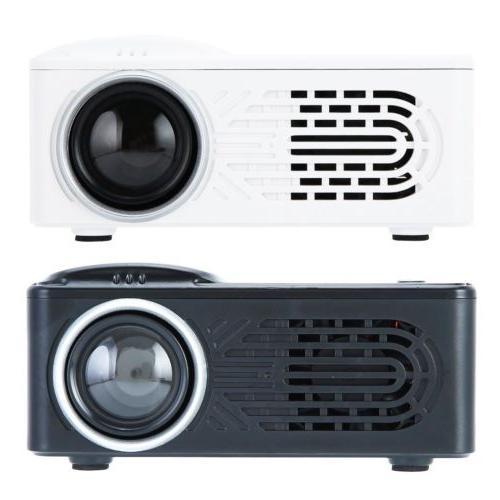 rd 814 mini 1080p home theater projectors