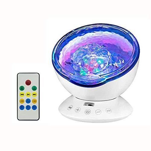 remote control ocean wave projector