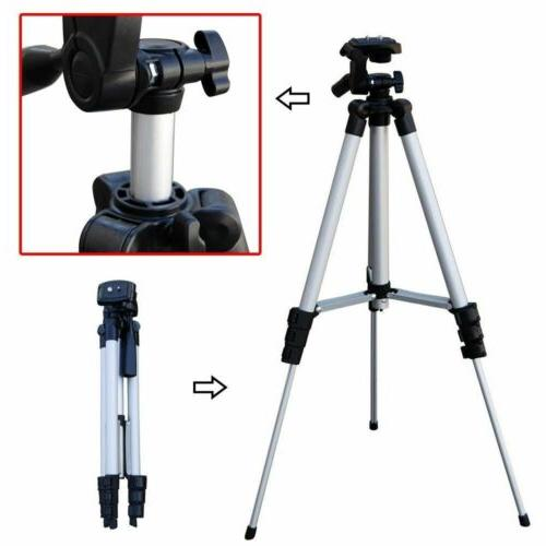 Retractable Universal Tripod Stand For Digital