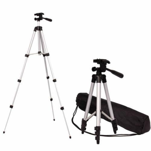 retractable universal portable tripod stand for mini