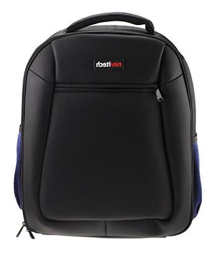 rugged black backpack rucksack carry