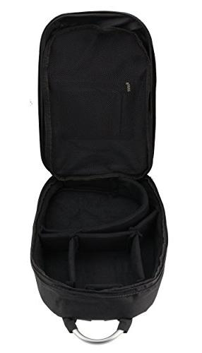 Navitech Rugged Protective Projector Carrying and Travel Bag Compatible The