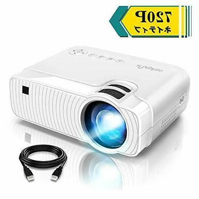 ryowa anniversary edition 4600lm led mini projector