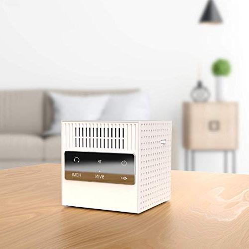Vamvo S2 Pico Mini White, 100 Smartphone DLP Entertainment.