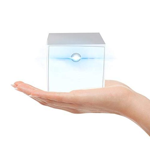 s2 cubic pico projector white