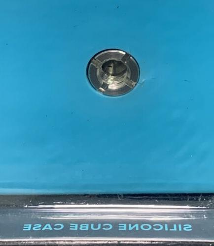 RIF6 Silicone Cube or Mini Wireless Speaker