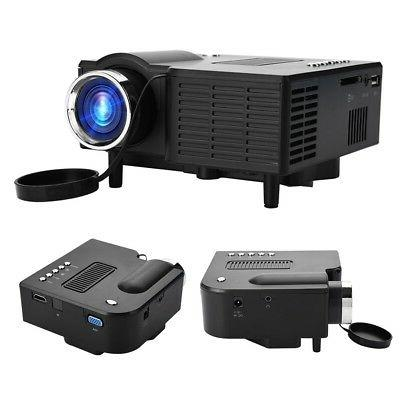 Smart Mini Projector HD 1080P Theater Multimedia