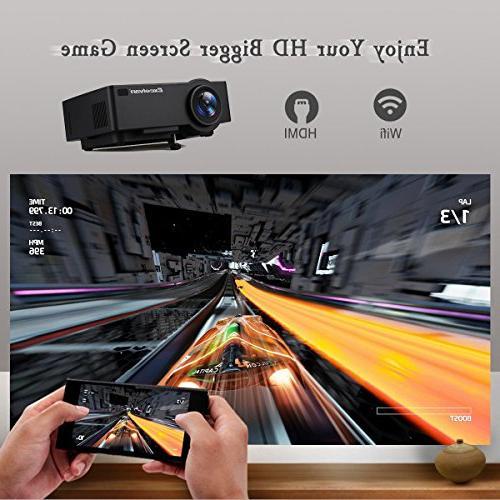 SMARTTECH 7000LUMEN 3D 1080P HD MULTIMEDIA HOME